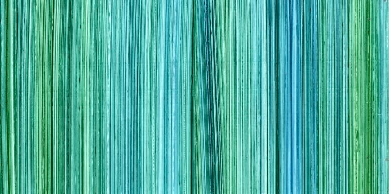 310991 wachsplatte gestreift blau gr n auf wei. Black Bedroom Furniture Sets. Home Design Ideas