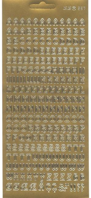 gro buchstaben druckschrift gold kreativ werkstatt lechbruck. Black Bedroom Furniture Sets. Home Design Ideas